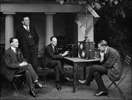 Facsimile Transmission Circa 1939
