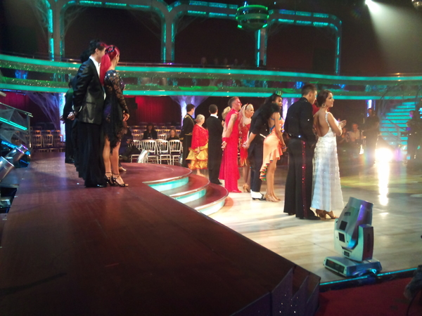 The Strictly couples in their Halloween Special outfits