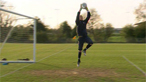 Football skills - goalkeeping
