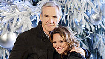 Archie (Larry Lamb) has an unusual gift for Janine (Charlie Brooks)