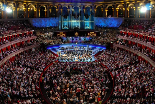 What is the BBC Proms?