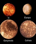 Picture: Jupiter's moons