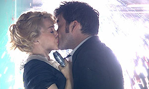 Doctor Who: Kylie Minogue and David Tennant