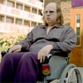 Andy in 'Little Britain', played by Matt Lucas