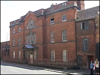 The Mansion, Ashbourne