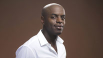 DJ Trevor Nelson travels to South Africa for the first time