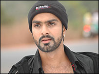 Ashmit Patel as Josh in the movie Toss