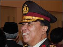 Kepala Polri Jenderal Polisi Bambang Hendarso Danuri