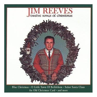 BBC - BBC Music Blog: Christmas Records, Day 15: Jim Reeves' Twelve Songs Of Christmas