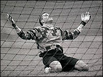 Picture: goal keeper