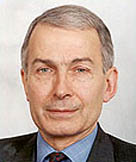 Photograph showing Frank Field MP
