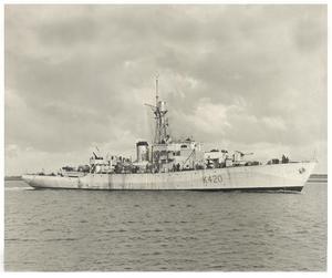 BBC - WW2 People's War - Corvette commander on North