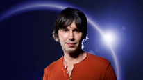 Professor Brian Cox explains how the laws of nature have carved spectacular landscapes throughout the Solar System