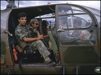 helicópterso rodesiano