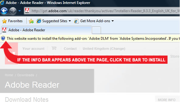 BBC - WebWise - How do I install the Adobe Reader software