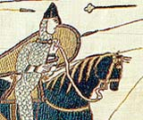 Image of Norman horseman