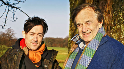 Alan Cumming meets Gregory's Girl director Bill Forsyth in Scotland on Screen