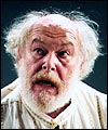 Pic: Timothy West.