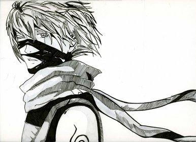 BBC - Blast Art & Design - Anbu Kakashi  BBC - Blast Art...