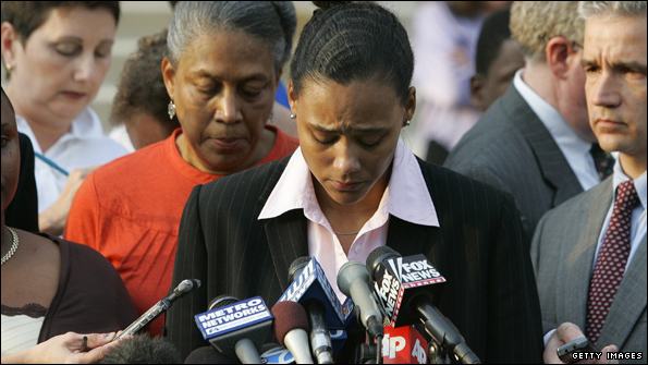 Marion Jones was jailed in 2008 for lying to a federal investigator about taking banned substances
