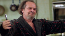 Jack Nicholson in Anger Management