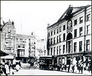 The Exchange, Old Market Square c.1920