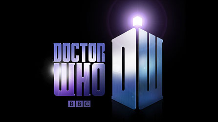 The new Doctor Who logo