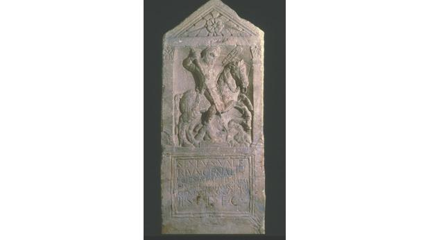 A Roman tombstone from Cirencester