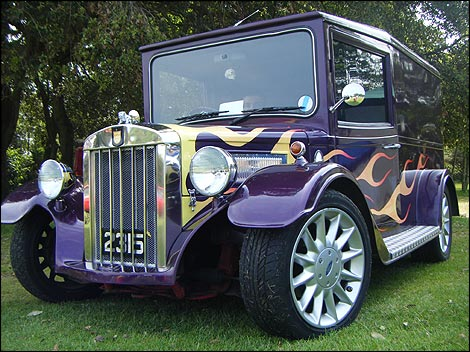 BBC Guernsey Places Classic Car Show - Local classic car shows