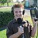 nathan dahlstrom, budding reporter from Phoenix!