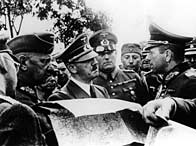 hitlers success as a leader