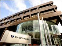 Yorkshire Bank's Leeds HQ