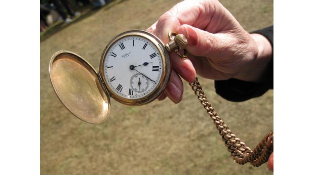 BBC - A History of the World - Object : Key fob watch