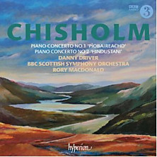 Review of Piano Concertos 1 & 2 (Danny Driver; BBC Scottish Symphony Orchestra; conductor: Rory MacDonald)