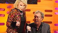 Joan Rivers jokes about women ageing