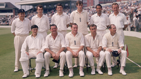 England cricket team, 1969