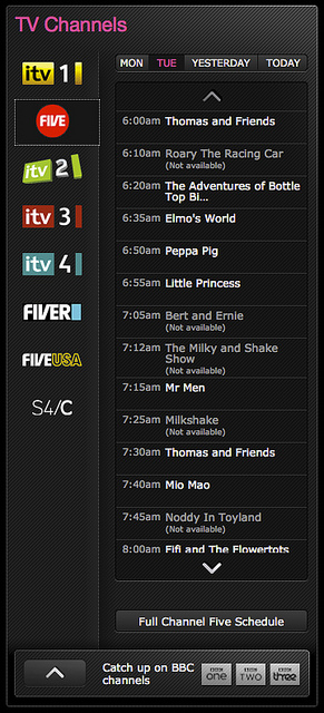 TV Guide | TVPlayer: watch live TV, catch-up & on-demand