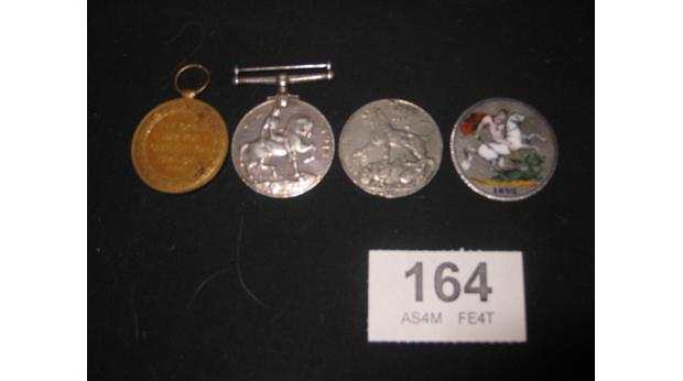 Medals from the 19th and 20th centuries