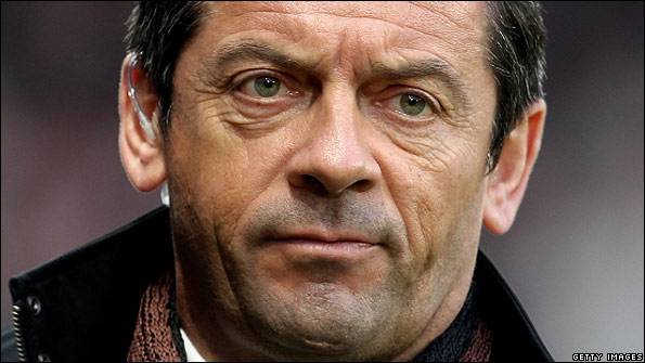 Hull City manager Phil Brown