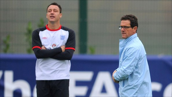 Terry and Capello