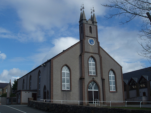 Free Church, Kenneth Street