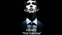 Henry (Christopher Gorham) makes a sinister discovery at the church