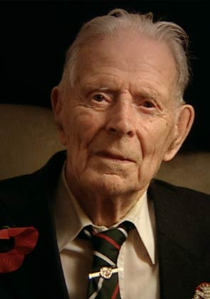 Harry Patch: Never spoke about the war until he turned a 100 years old