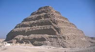 King Djoser's Step Pyramid