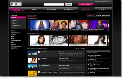 BBC iPlayer Help
