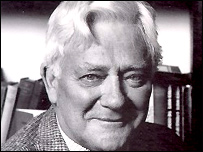 Richard Adams in younger days