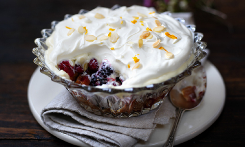 Bbc bbc food blog christmas pudding whats the alternative trifle forumfinder Choice Image