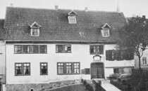 Bach's home in Eisenach