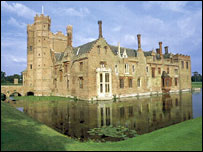 Oxburgh Hall (Credit: Norfolk Time To Explore)