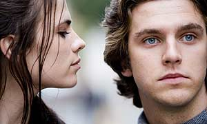 The Line of Beauty: Hayley Atwell as Catherine Fedden and Dan Stevens as Nick Guest